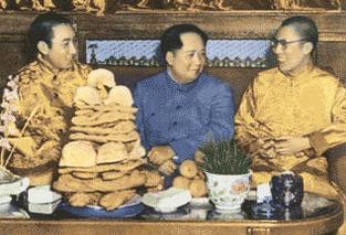 Mao en Dalai Lama en Panchen Lama.jpg