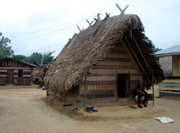 Suriname - Morronse hut1.jpg