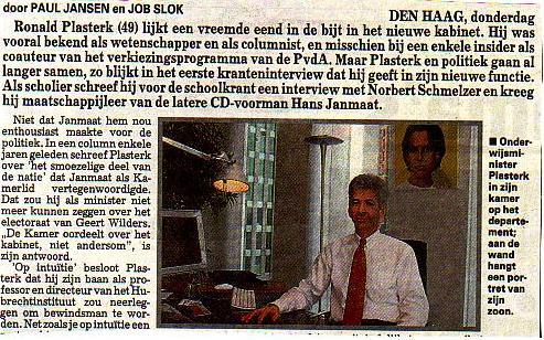 Plasterk in Telegraaf2.jpg
