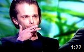 Hans Teeuwen & sigaret