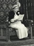 Wilhelmina troonrede
